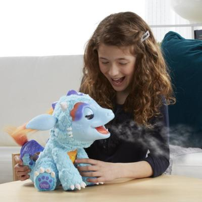 FurReal Friends Torch My Blazin Dragon